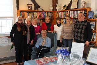Gilmanton Corner Library Staff