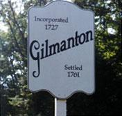 Gilmanton Sign